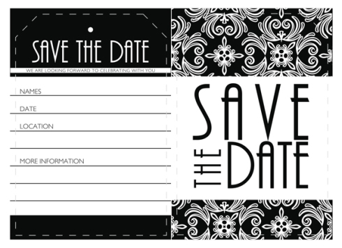 Free Save The Date Luggage Tag! | Weddings by VIP Travel Discounts