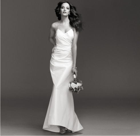 Inexpensive Wedding Dresses: Ann Taylor Bridal Summer 2011 ...