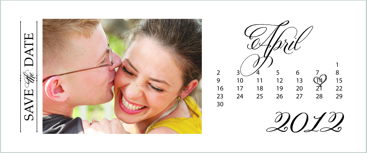 Save The Date Calendar Template For Word | Calendar Template 2016